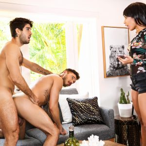 Gay Porn Star Diego Sans And Cris Knight