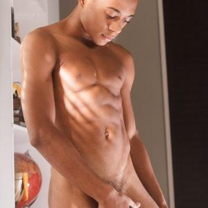 Marcell Tykes Fucking Himself With A Big Dildo