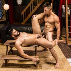 Paddy O'Brian And Nicolas Brooks