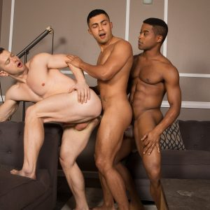Sean Cody Jocks Having A Threesome