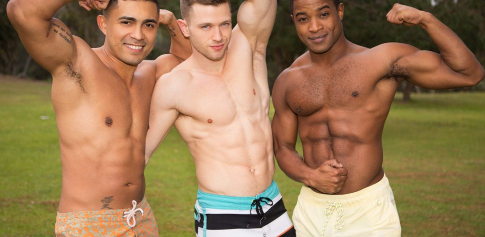 Sean Cody Guys Having A Threesome