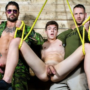 Hung Gay Getting Fucked